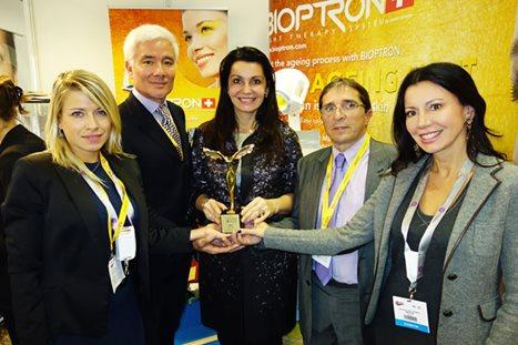 bedrijf bioptron award