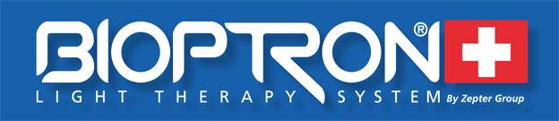 bioptron lichttherapie logo