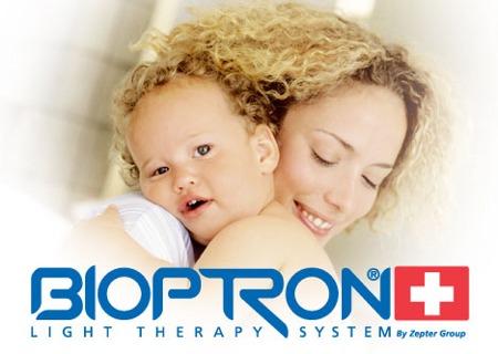 kinderen bioptron lampen